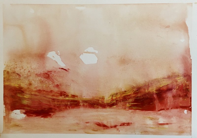 Abstract Landscape Nr 18