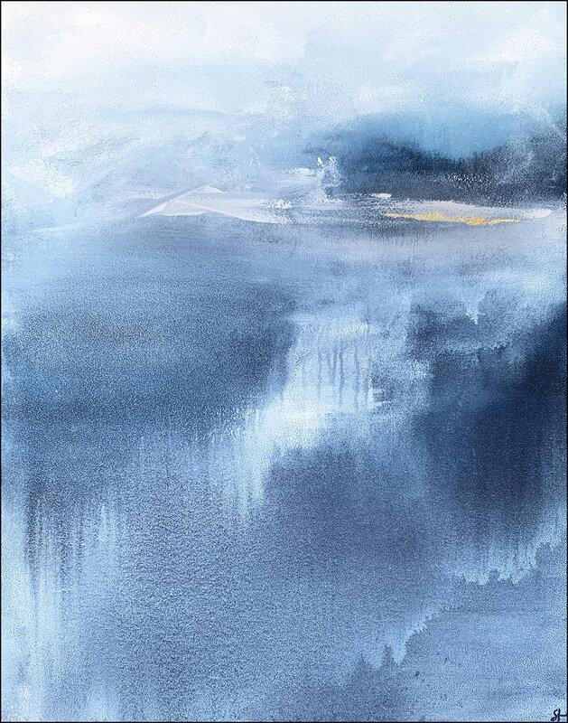 No. 200103, Paynes gray mist