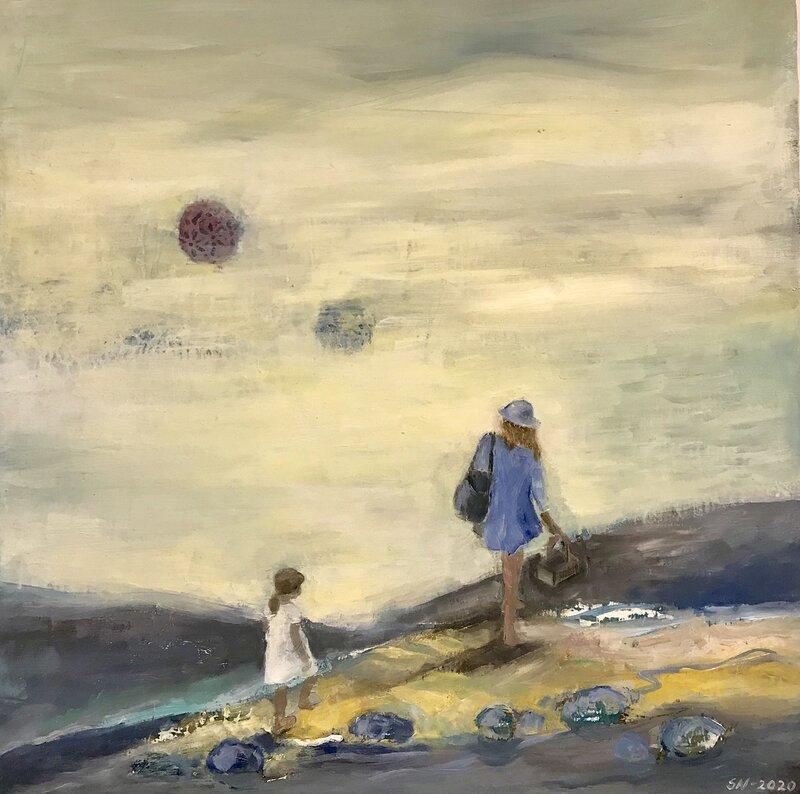 Oljemålning, Sofia Norberg