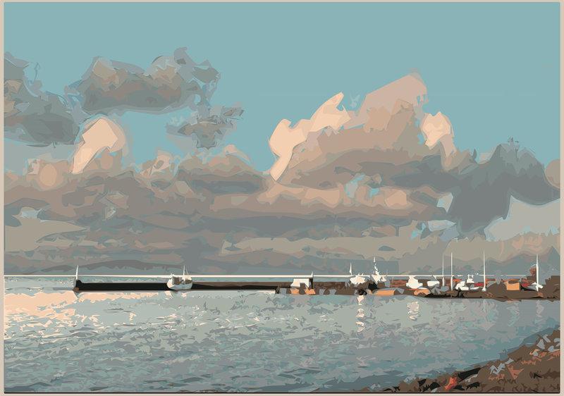 Stormhamn, Bengt Kullander