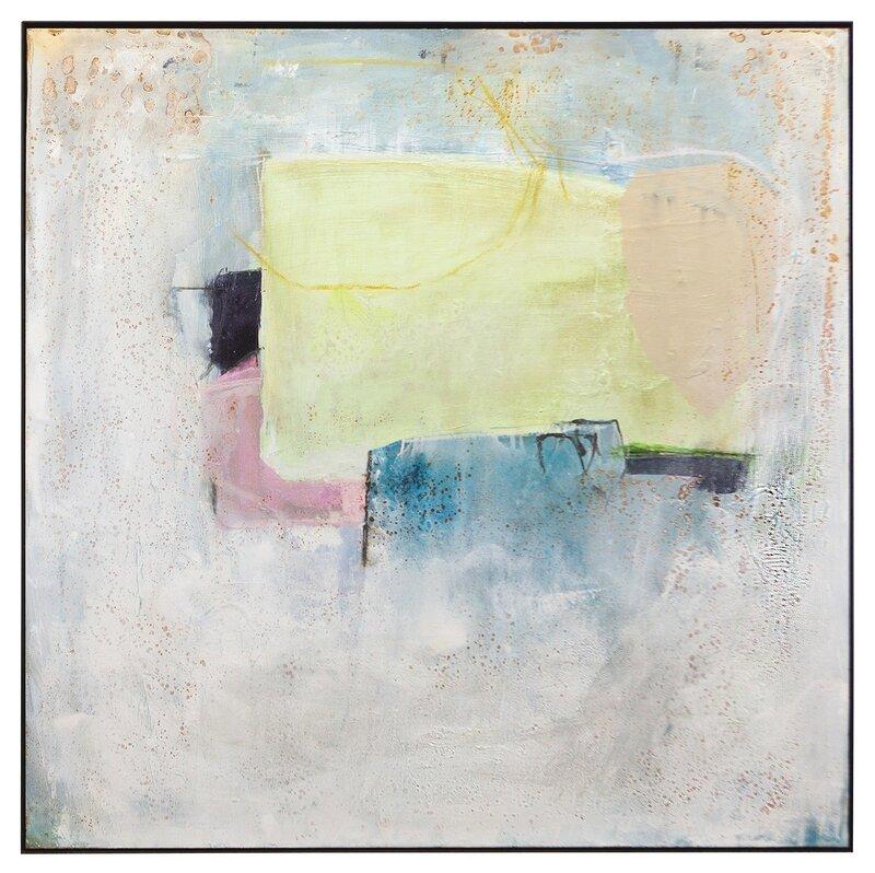 Akrylmålning 170501, Daniel Lundvall