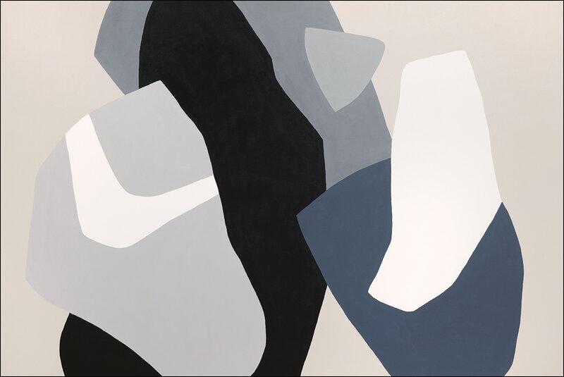 Akrylmålning No.2111, Mimmi Hammar