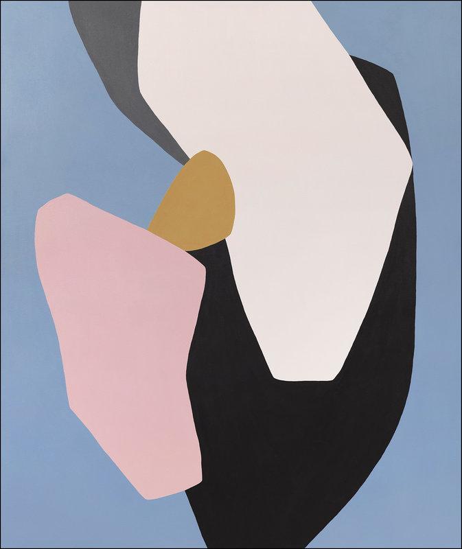 Akrylmålning No.2113, Mimmi Hammar