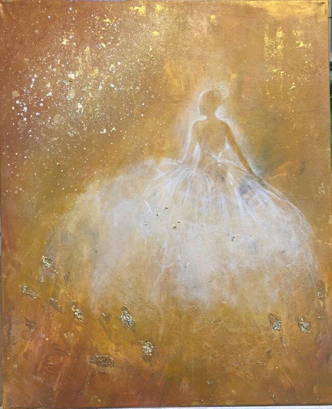 Stardust ballerina