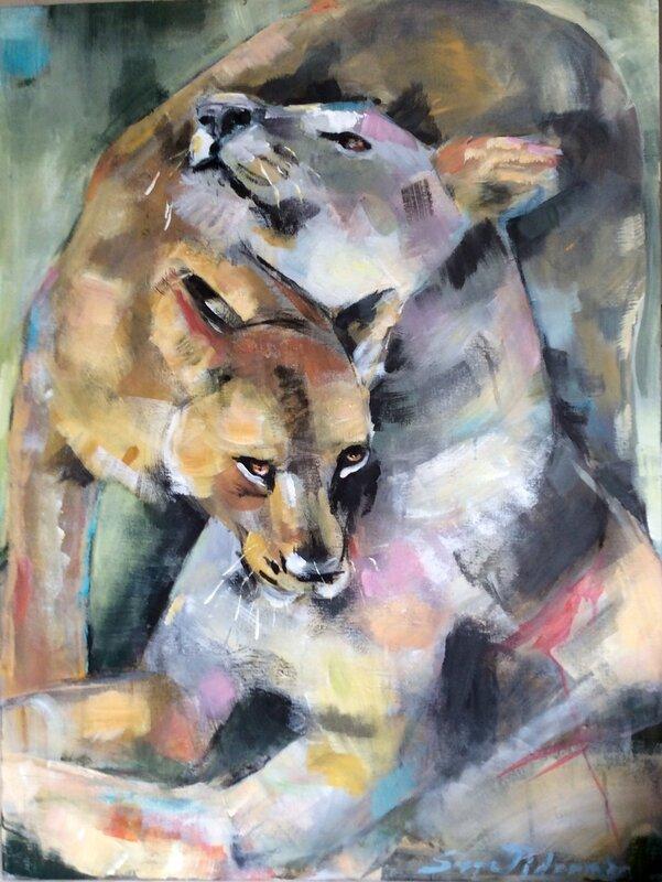 Lejonkram