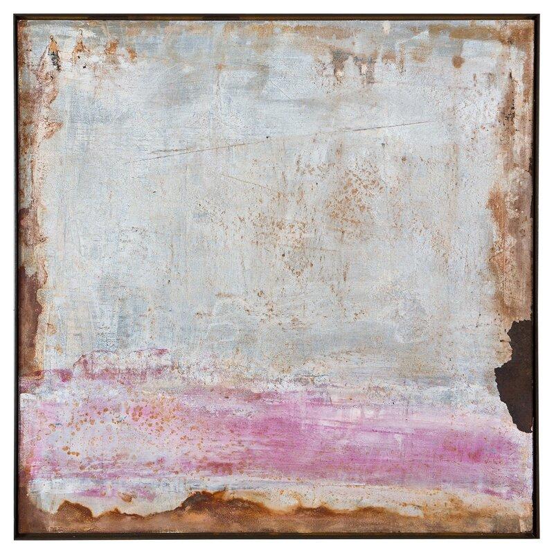 Akrylmålning Vintage, Daniel Lundvall
