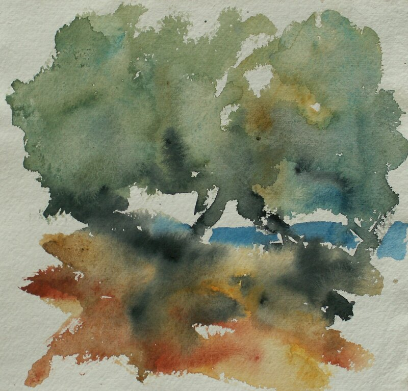 Olivträd I