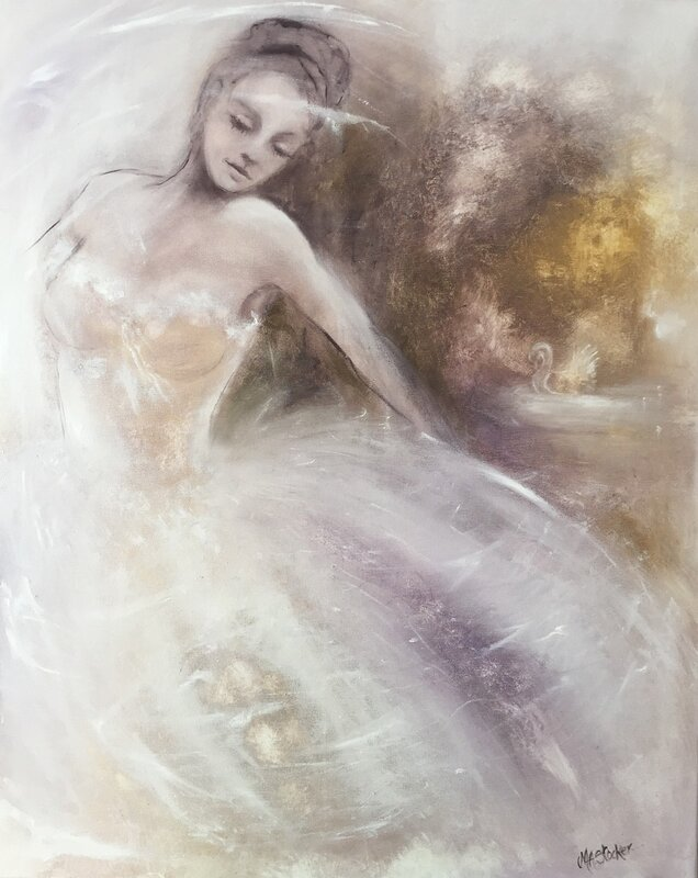 Ballerina-Swan lake