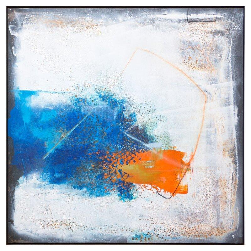 Akrylmålning #170502, Daniel Lundvall
