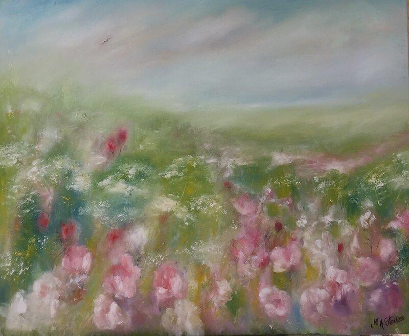 Pink Peony Fields