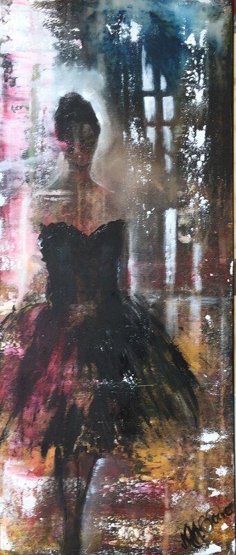 Ballerina-en vandring i natten