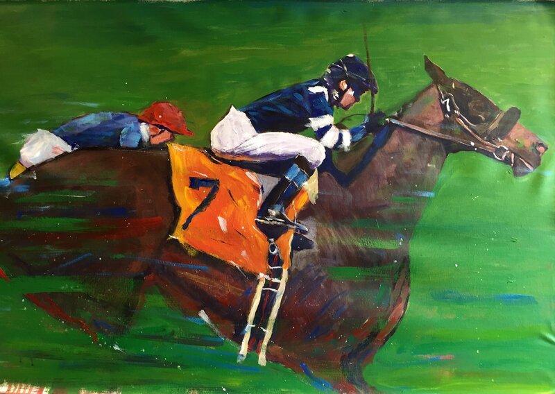 """""""Horse power race lll"""""""