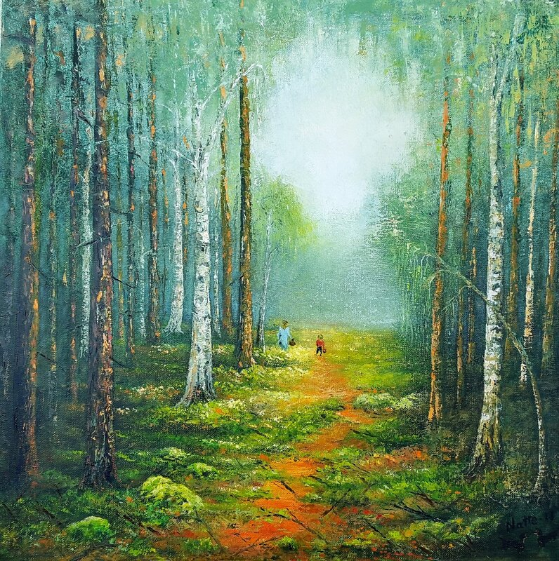 I skogens andrum