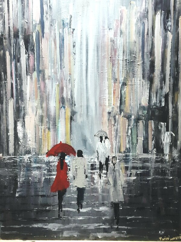"""Vårregn"""