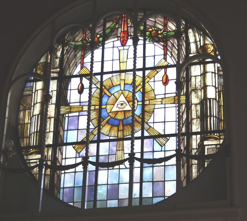 Renovation kyrkofönster