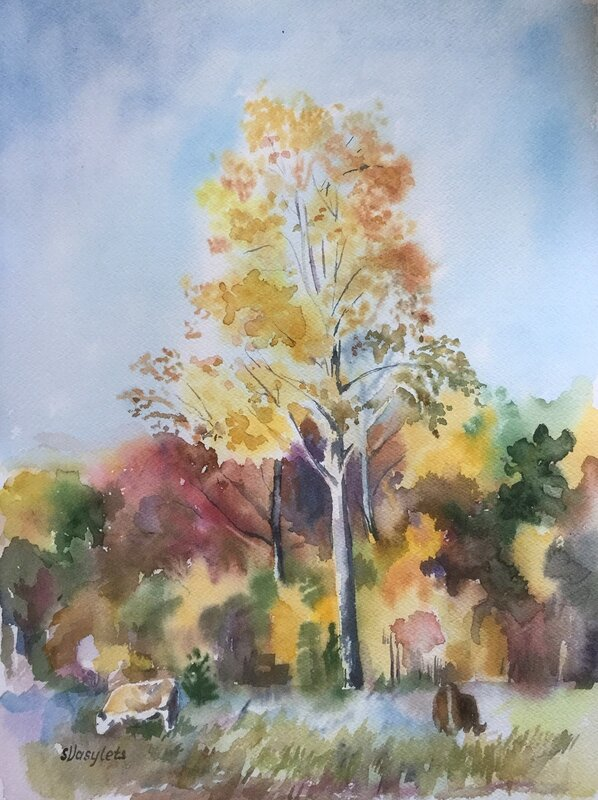 Omgiven av hösten