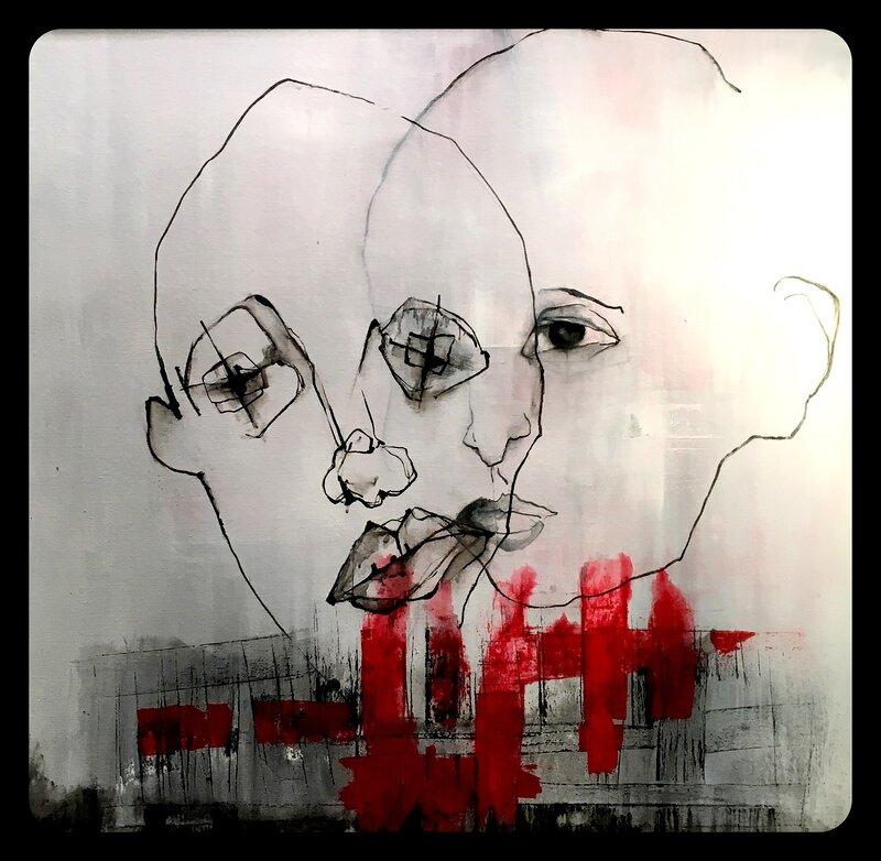 Två ansikten