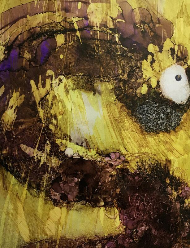 Den fula fjärilslarven